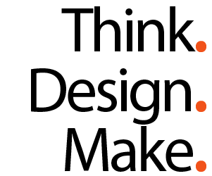 think.design.make.; architecture