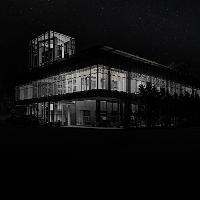 Brock Traffas' Crossroads Campground project. Winner of the 2015 Manko Design Competition. BNIM studio.