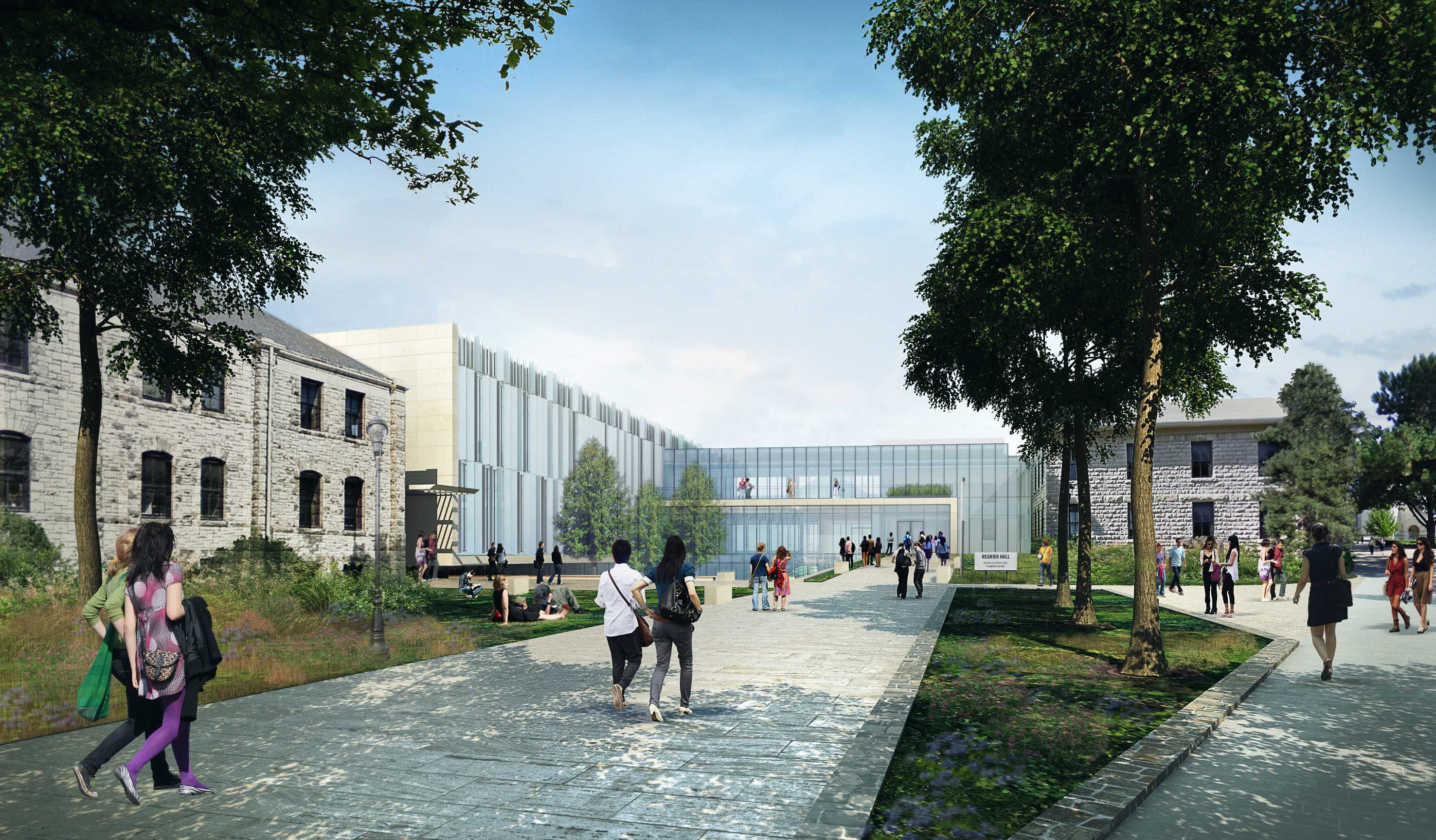 Seaton Complex Revitalization And Expansion