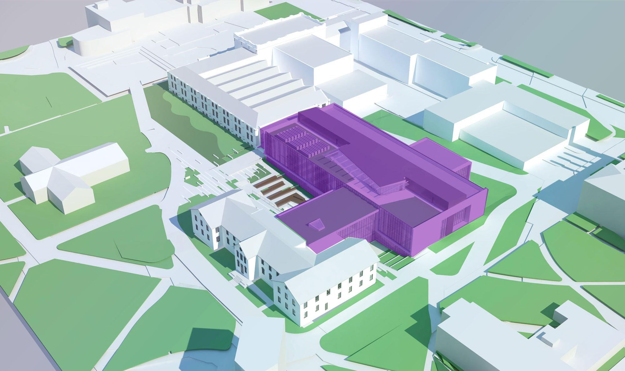 K State Architecture: Seaton Complex Revitalization And Expansion