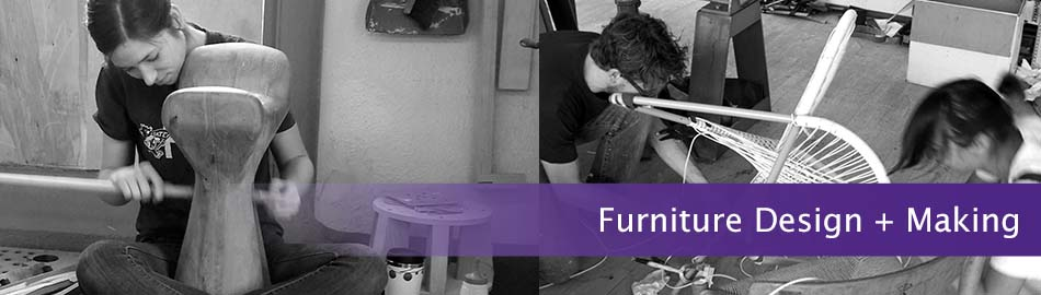 Furniture Design and Making