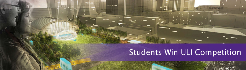 Students Win ULI Competition