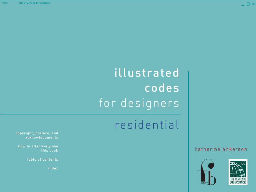 Illustrated Codes of Designers: Residential